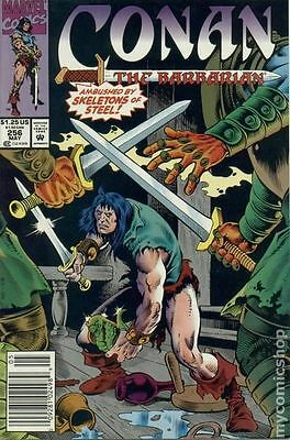 Conan the Barbarian (1970 Marvel) #256 FN