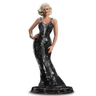 Platinum Perfection Marilyn Monroe Figurine  Bradford Exchange