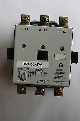 Siemens 3TF52 22-0A Contactor