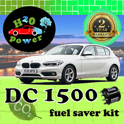 DC1500 H20 POWER HHO DRY CELL HYDROGEN GENERATOR KIT FOR VEHICLES UPTO 1400cc