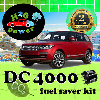 DC4000 HHO DRY CELL HYDROGEN GENERATOR KIT FOR VEHICLES FROM 3500cc TO 4400cc