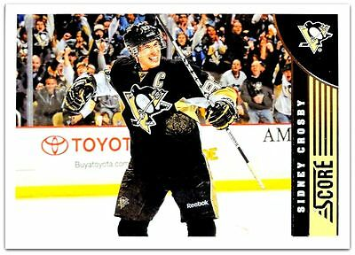 2013-14 Score *** PICK 10 Cards *** Complete Your Base SET
