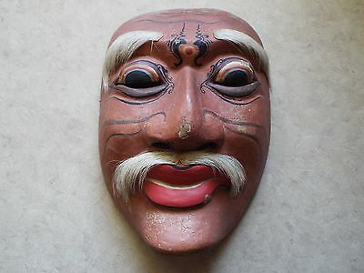 Antique Balinese Topeng Tau Mask