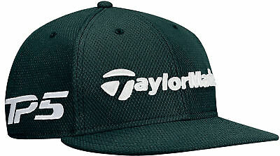 b1e0a1ccfd792 TaylorMade New Era Tour 9Fifty Golf Hat M1 TP5 Snapback Cap 2017 Green New