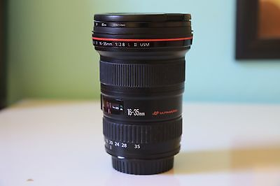 Canon EF 16-35mm f/2.8 USM II L Lens for Canon