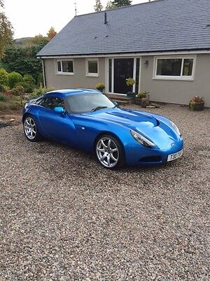 TVR T350T 2005 (33,000 miles) Full documented service history
