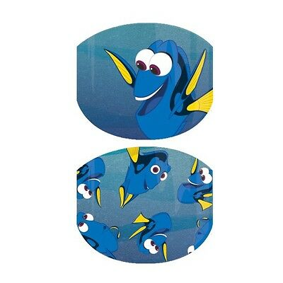 Jamberry Just Keep Swimming Junior Disney nail wraps - Finding Dory