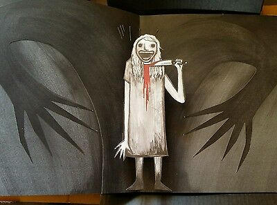 Mister Babadook Book #68/2000 Signed 1st Edition  All Serious Offers Considered