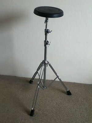 Practice Drum Pad 8 inch and Stand! good for practice pad preparing for drum kit
