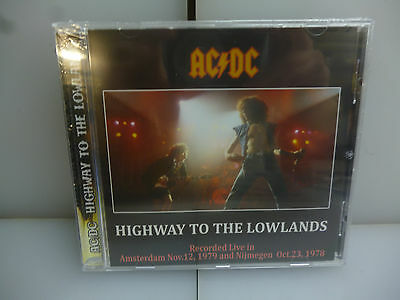 Ac/dc-Highway To The Lowlands. Holland1979/1978.-Cd In A Jewel Case.-New.sealed