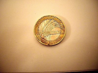 isambard  kingdom brunel 2 pound coin