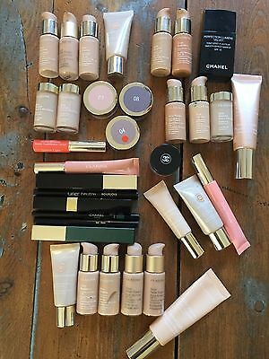 Gros lot de maquillage CHANEL CLARINS BOURGEOIS