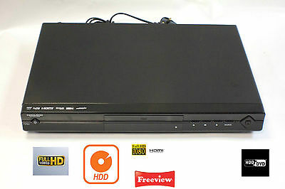 Ferguson FDVDRH160D 160GB HDD HARD DRIVE DVD Recorder + Freeview, HDMI 1080p