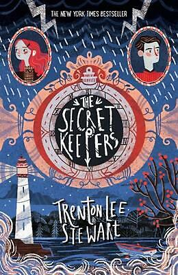 Secret Keepers by Trenton Lee Stewart Paperback Book Free Shipping!
