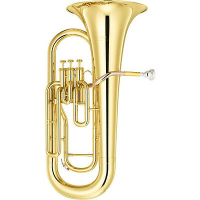 YAMAHA Euphonium Upright YEP-201 Clear Lacquer Brand NEW from JAPAN