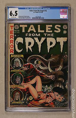 Tales from the Crypt (1950 E.C. Comics) #32 CGC 6.5 (1401361009)