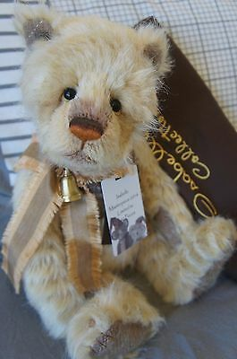Charlie Bear Isabelle Masterpiece 2016 - Stunning bear! Mint condition with tags