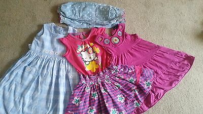Marks and spencer bundle of girls clothes age 2-3