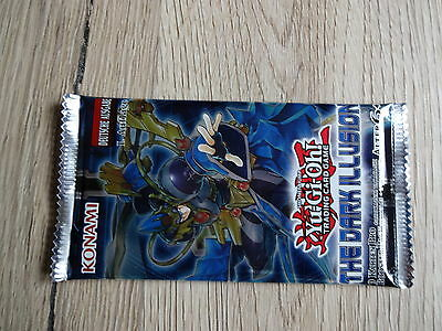 YUGIOH, The Dark Illusion Booster, deutsch, 1.Auflage