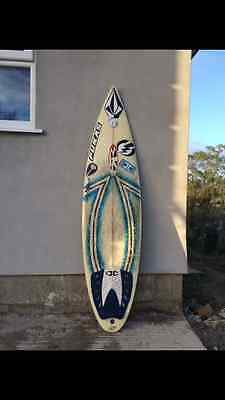 "5""11 Fibreglass Surfboard"