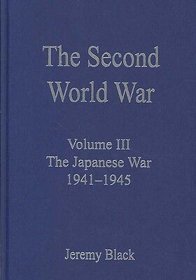 The Second World War by Professor Jeremy Black Hardcover Book