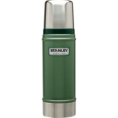 Stanley Classic Thermos: 16oz; Green