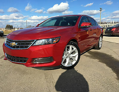 2015 Chevrolet Impala LT/2LT 2015 Chevrolet Impala LT W/2LT heated seats, navigation camera rebuilt title !!!