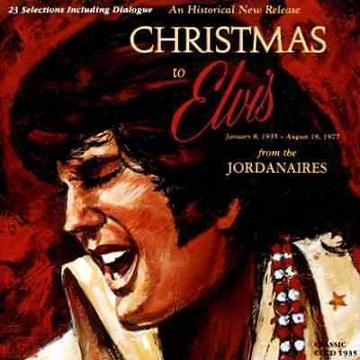 Christmas to Elvis, , Good Condition