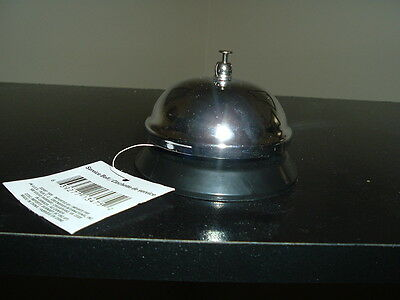 Restaurant Hotel Kitchen Receptiondesk Home Plunger Operated Service Call Bell