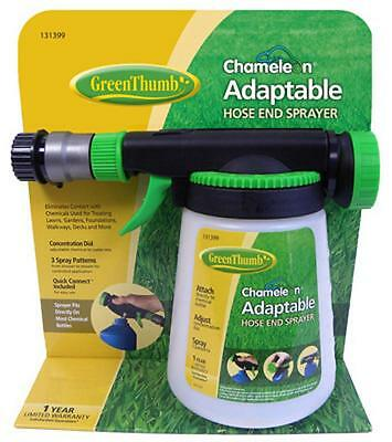 Green Thumb Chameleon Hose End Sprayer, 62140GT