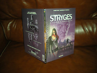 Le Chant Des Stryges N°10 Manipulations - Edition Originale 2006