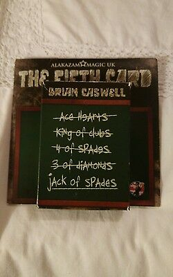 The Fifth Card Magic Trick by Brian Caswell