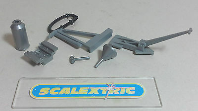 Scalextric Vintage Racing Pit Accessories Tools x 6 A223 A202 A203 (PERFECT)