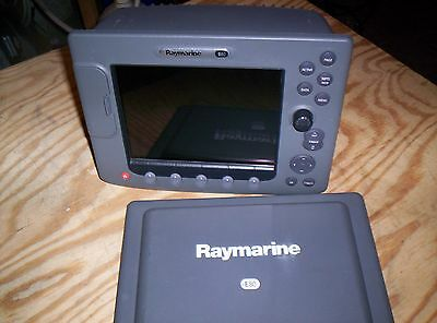 Raymarine E80 Multifunction Display