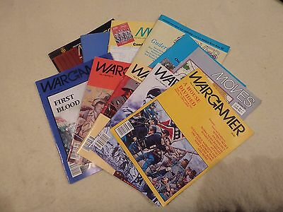 Wargamer / Moves Magazine Collection