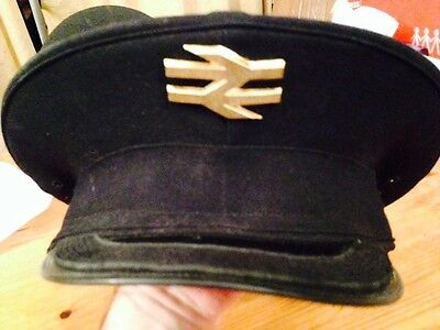 British Rail Peaked Cap - Possibly Ticket Inspectors