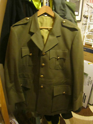 WW1 British Officers jacket perfect for, reenacting or film work size 46