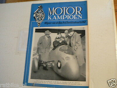 Msk5449 Wilhelm Noll Record Bmw,Parilla 175 Sport,Fulda Mobil Micro Car,Progress