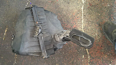 FORD MONDEO MK4 2007 on 2.0 TDCi AIR FILTER HOUSING BOX