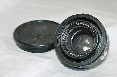 Schneider Componon 50mm f4 Enlarger Lens