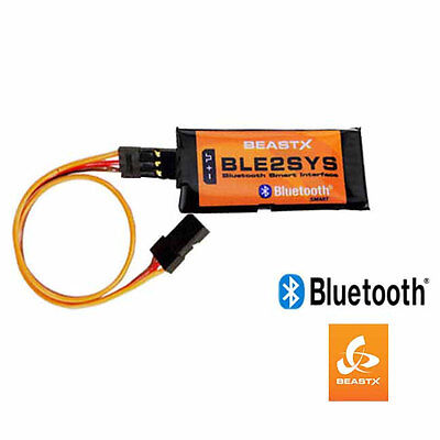 BEASTX BXA76015 BLE2SYS Bluetooth Smart Interface for MISCROBEAST Plus