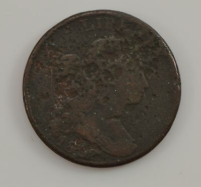 1802 Draped Bust Large Cent *051