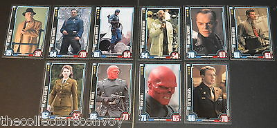 HERO ATTAX Marvel Cinematic Universe: Captain America First Avenger INDIVIDUAL