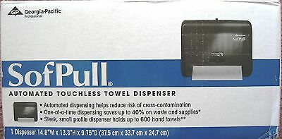 New Georgia-Pacific 58425 Sofpull Automatic Touchless Paper Towel Dispenser