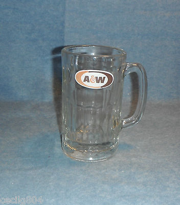 Vintag Retro A & W Root Beer Heavy Weight Momma  Mug