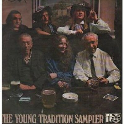 YOUNG TRADITION (FOLK GROUP) Sampler LP VINYL UK Transatlantic 1969 11 Track