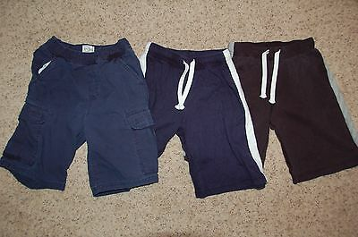 Children's Place Boys Cargo Shorts & Jersey Shorts Lot 3 Pieces  Size 7/8