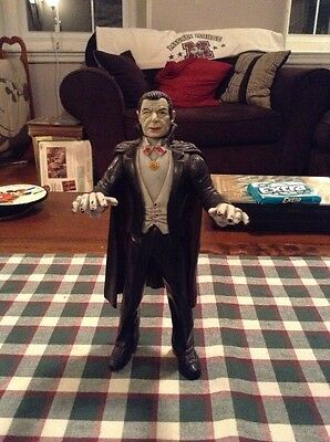 HTF Vintage 1986 Imperial Movie Monster 7.5 inch Action Figure DRACULA