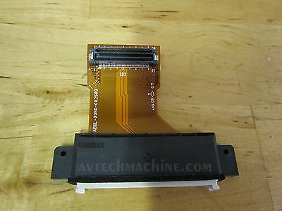 Fanuc Pcmcia Card Slot With Cable A66L-2050-0025#b