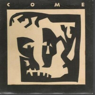 """COME Wrong Side 7"""" VINYL UK Beggars Banquet 1994 B/W Syk (Bbq34) Pic Sleeve"""